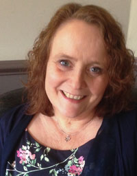 Kate Stanbury - Cardiff Area Advisor