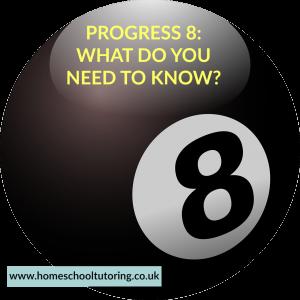 Progress 8 scores